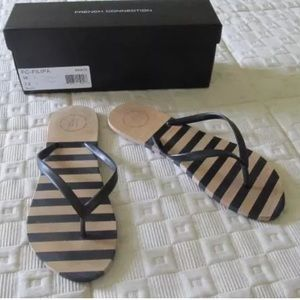 French Connection Filipa flip-flops sandals